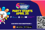 Globally Acclaimed Actress Kicks off Lazada's 6th Birthday Sale E-commerce leader launches 8M deals available to all