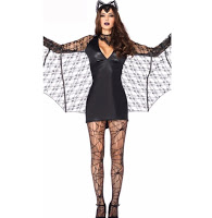 halloween vampire bat costume