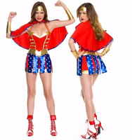 halloween wonder woman costume