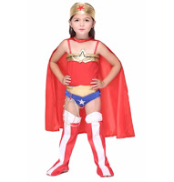 halloween wonder woman costume for girls