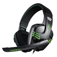 Salar KX-101 Over-the-Ear Gaming Headset