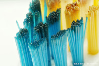 macro photography ideas around the house - toothbrush