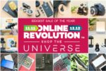 Lazada Online Revolution 2017 – The Biggest Sale of the Year!