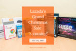 Lazada's Grand Christmas Sale is Coming! – Online Revolution 12.12