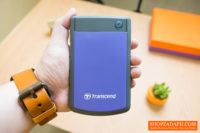 Transcend Storejet 25H3 1TB USB 3.0 Review and Teardown