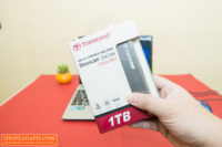 Transcend StoreJet 25C3N 1TB External Hard Drive Review