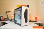 Rakk Anyag Frost Review – Cheapest Black and White Micro-ATX Case