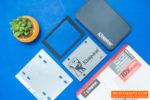 Kingston UV500 SSD Upgrade Kit Review + How to install an SSD on an old system