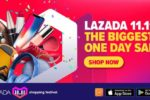 Lazada Philippines 11.11 Must Buy Deals 2018 – Biggest One Day Sale!