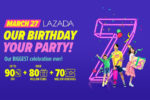 Lazada holds biggest online shopping party yet on its 7th year