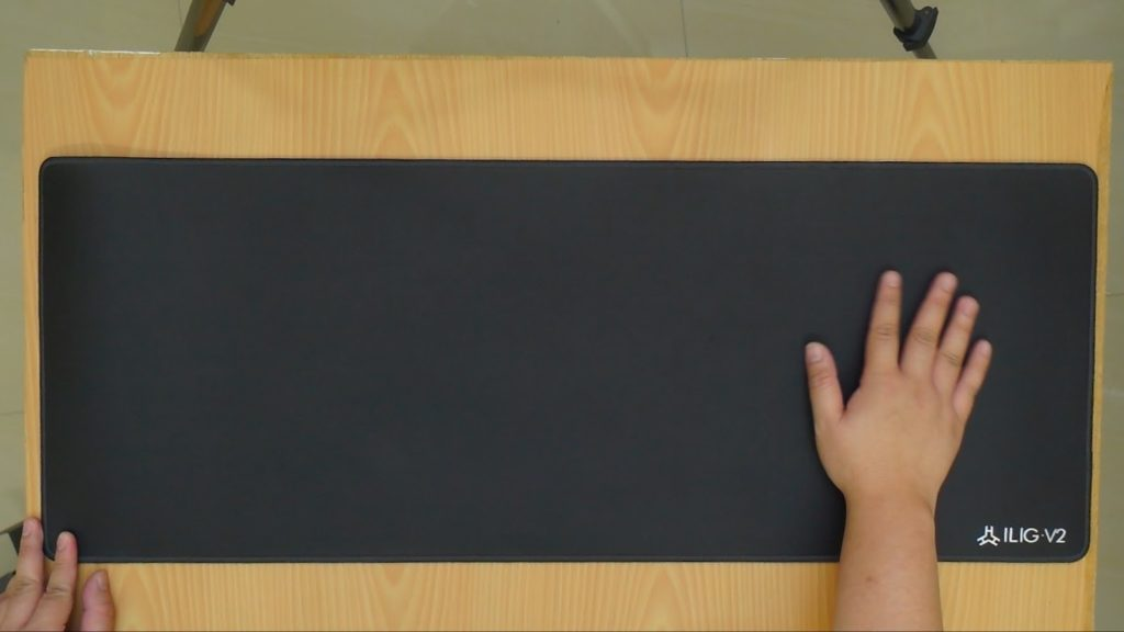 rakk ilig gaming mousepad review