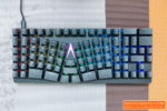 X-Bows Ergonomic Mechanical Keyboard Review – Silent Gateron Brown