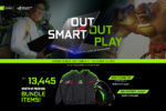 Look Fly and Live the Wireless Gaming Lifestyle with the Republic of Gamers x NVIDIA Out Smart, Out Play Promotion!