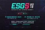 Experience the Hype at the Esports and Gaming Summit 2019