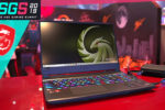 The NEW MSI Alpha 15 Gaming Laptop – ESGS 2019 Coverage