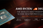 Breaking News: AMD Announces their latest processors with the AMD Ryzen 9 3950X, Athlon 3000G and 3rd Gen Ryzen Threadripper processors