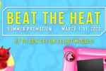 Beat the Heat! MSI Summer Promotion 2020