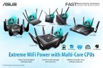 Power up your home network with ASUS multi-core routers!