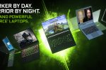 Work, Play, Create with Record 100+ New NVIDIA GeForce-Powered Laptops