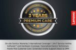 Lenovo unveils 3-Year Premium Care service to mitigate warranty issues during pandemic