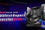 It's Time to be an OverclocKING.  MSI launches the Z490 best Combo deal.