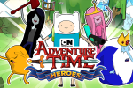 Adventure Time Heroes is Now Available for Pre-registration on Google Play & Apple App Store!