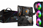 GIGABYTE Z490 Motherboards Gear VRM/CPU Liquid Cooling Solution