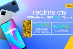 Dare to do more with realme C15