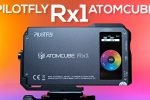 Pilotfly Atomcube RX1 Review – Wireless RGB Video Light!