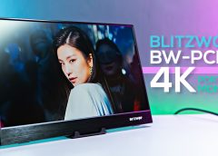 BlitzWolf BW-PCM4 Portable 4K Monitor Review – Budget 4K Monitor!