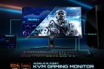 GIGABYTE Launches New Gaming Monitor Lineup with built-in KVM