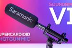 Saramonic Soundbird V1 Shotgun Microphone Review