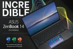 ASUS Philippines Officially Announces the Laptop BUILT FOR THE INCREDIBLE: The ASUS ZenBook 14 with ScreenPad