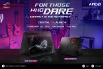 """ROG Philippines will Showcase the NEW ROG Flow X13 in the upcoming """"For Those Who Dare 2021"""" Digital Launch!"""