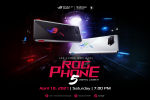 The Return of the King: ASUS Republic of Gamers Philippines Announce ROG Phone 5 Launch within April 2021!