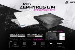 ROG Zephyrus G14 2021 finally arrives March15, completing ROG Philippines' AMD Ryzen™ 5000 line