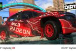 New AMD Radeon Driver Brings Support to DiRT 5 DXR; Optimized for Evil Genius 2 & The Outriders