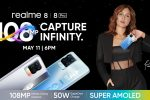 realme Philippines to launch first 108MP smartphone on May 11 with 8 Series