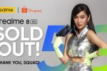 realme 8 5G achieves sold-out success within  hours of official launch