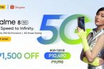 The new realme 8 5G delivers top-notch 5G experience without compromise