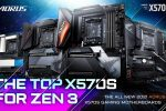 GIGABYTE Unleash AMD X570S Series Motherboards with Extreme Silent Cooling