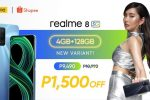 It's official! realme 8 5G 4GB + 128GB launching at P1,500 OFF on July 15