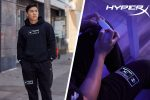 HyperX and Champion Athleticwear Announce Glow in the Dark Apparel Collection