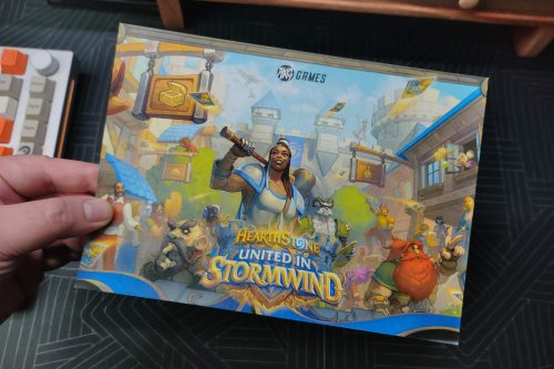 Gather your forces in Hearthstone's newest expansion – United in Stormwind is now live!