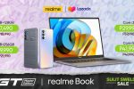 Get up to P8,000 OFF on the realme GT Master Edition, realme Book on September 30