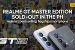 realme GT Master Edition achieves sold-out status in the PH, becomes brand's best-selling flagship smartphone to date