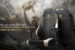 Secretlab returns as Official Chair Partner of The International 2021; TI-exclusive tournament chairs available for sale for the first time